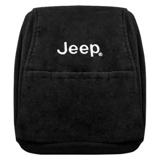 Seat Armour® - Console Cover with Jeep Logo
