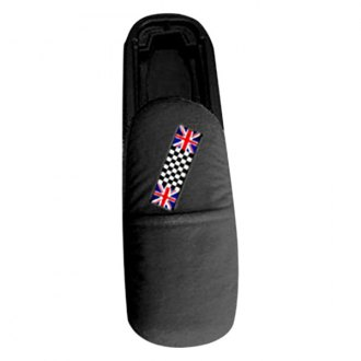 Seat Armour® - Console Cover with Mini Cooper Logo