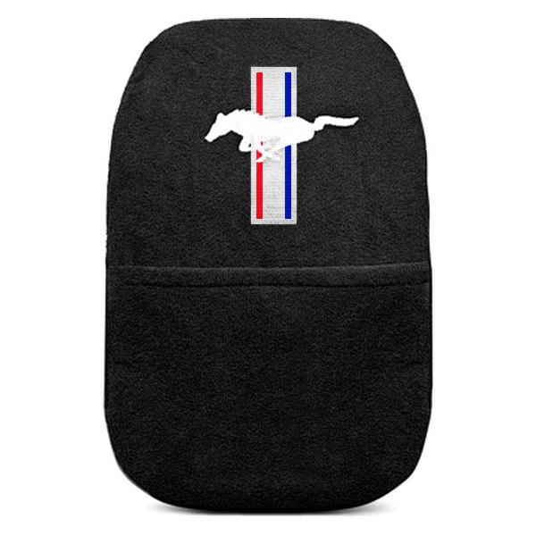 Seat Armour® -  Cloth Center Console Cover with Logo