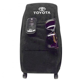 Seat Armour® - Console Cover with Toyota Logo