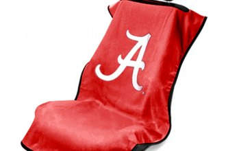 Seat Armour® SA100ALABA - Alabama University Towel Seat Cover (Red)