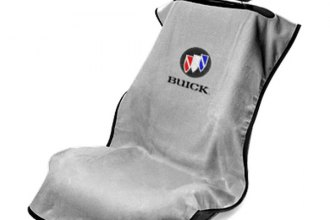 Seat Armour® SA100BCKG - Gray Towel Seat Cover