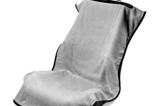 Seat Armour® CST-GRE - Gray Towel Seat Cover without Logo