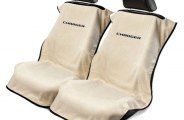 Seat Armour® - Charger Towel Seat Cover