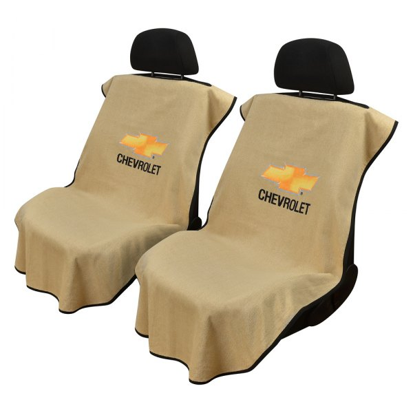 Seat Armour® - Towel Seat Cover with Automotive Logos