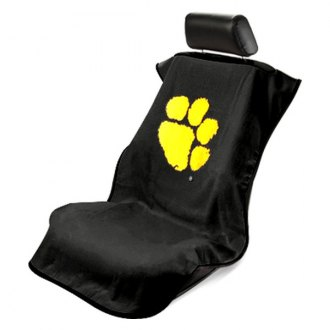 Seat Armour® - NCAA Towel Seat Cover with Clemson University Logo