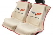 Seat Armour® - Corvette C6 Towel Seat Cover
