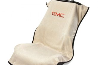 Seat Armour® SA100GMCT - Tan Towel Seat Cover