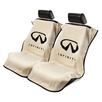 Seat Armour® - Towel Seat Cover with Infiniti Logo