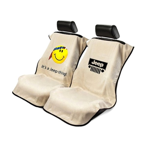 Seat Armour® - Jeep Towel Seat Cover