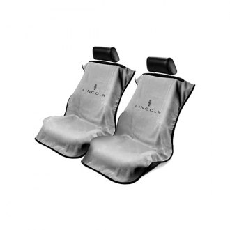 Seat Armour® - Towel Seat Cover with Lincoln Logo
