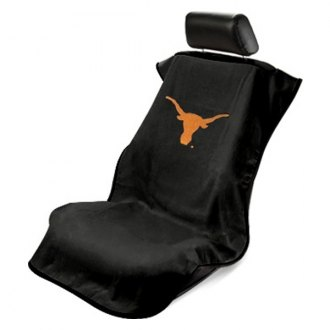 Seat Armour® - NCAA Towel Seat Cover with Texas Longhorns University Logo