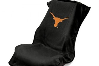 Seat Armour® SA100LONGH - Texas Longhorns University Towel Seat Cover