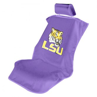 Seat Armour® - NCAA Towel Seat Cover with Louisiana University Logo