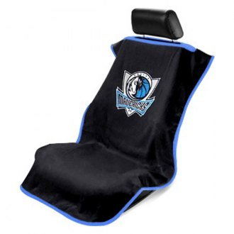 Seat Armour® - NCAA Towel Seat Cover with Dallas Mavericks Logo