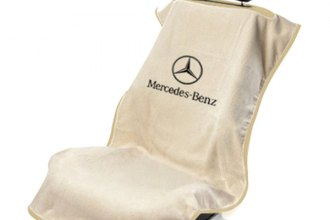 Seat Armour® SA100MBZT - Tan Towel Seat Cover