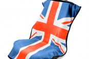 Seat Armour® - Towel Seat Cover with British Flag