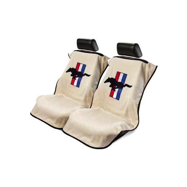 Seat Armour® - Mustang Towel Seat Cover