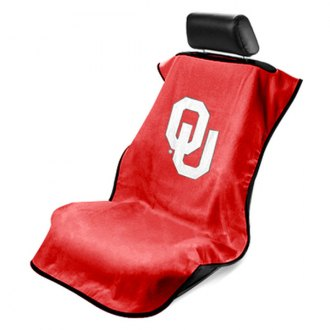 Seat Armour® - NCAA Towel Seat Cover with Oklahoma State University Logo