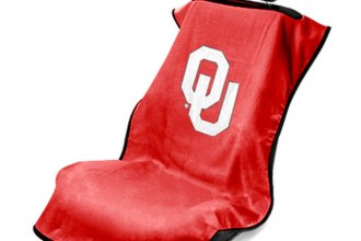 Seat Armour® - Oklahoma University Towel Seat Cover (Red)