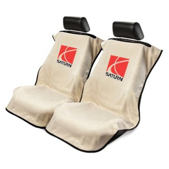 Seat Armour® - Towel Seat Cover with Saturn Logo