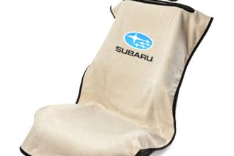 Seat Armour® SA100SBRT - Tan Towel Seat Cover