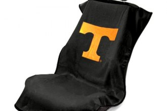 Seat Armour® - Tennessee University Towel Seat Cover (Black)