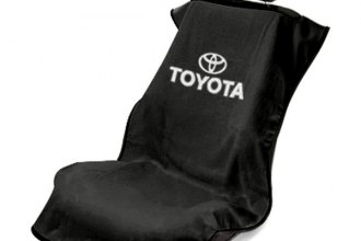 Seat Armour® SA100TOYB - Black Towel Seat Cover
