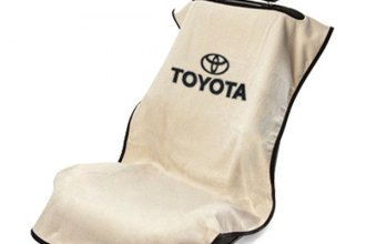 Seat Armour® SA100TOYT - Tan Towel Seat Cover