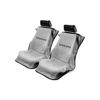 Seat Armour® - Towel Seat Cover with Volvo Logo