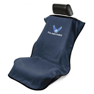 Seat Armour® - Towel Seat Cover with US Air Force Logo