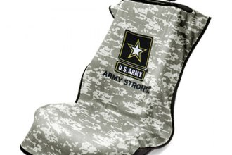 Seat Armour® - US Army Camo Towel Seat Cover (Camo)