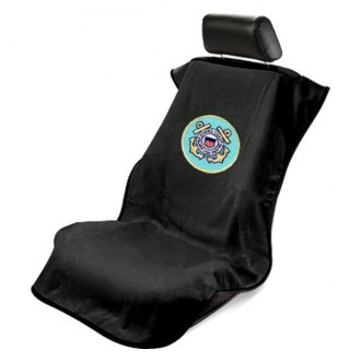 Seat Armour® - Towel Seat Cover with US Coast Guard Logo