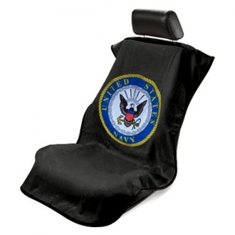 Seat Armour® - Towel Seat Cover with US Navy Logo