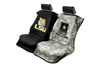 Seat Armour® - Towel Seat Cover with Various Logos