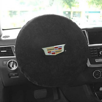 "Seat Armour® - ""Cadillac"" Steering Wheel Cover"