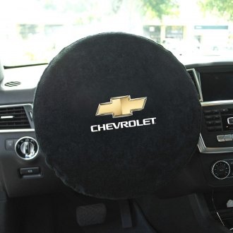 "Seat Armour® - ""Chevrolet"" Steering Wheel Cover"
