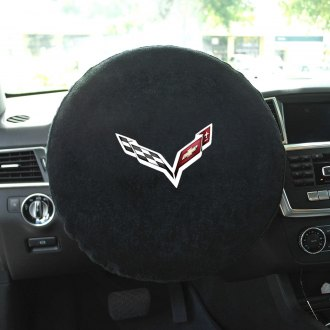 "Seat Armour® - ""Corvette C7"" Steering Wheel Cover"