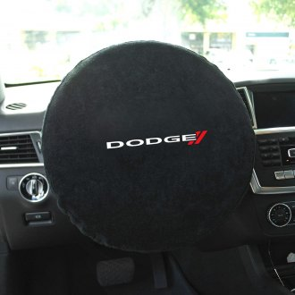 "Seat Armour® - ""Dodge"" Steering Wheel Cover"