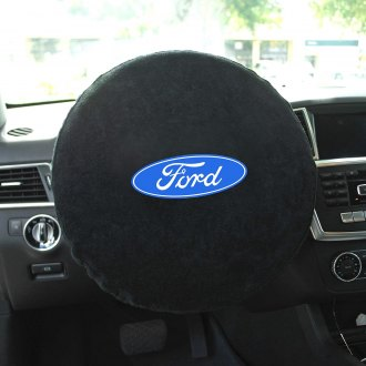 "Seat Armour® - ""Ford"" Steering Wheel Cover"
