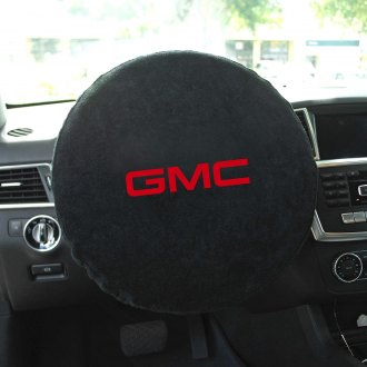 "Seat Armour® - ""GMC"" Steering Wheel Cover"