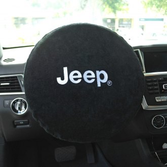 "Seat Armour® - ""Jeep"" Steering Wheel Cover"
