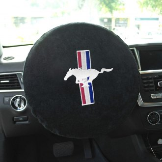 "Seat Armour® - ""Mustang"" Steering Wheel Cover"
