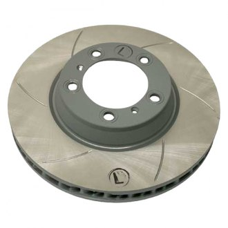 Sebro® - Slotted Coated Brake Disc