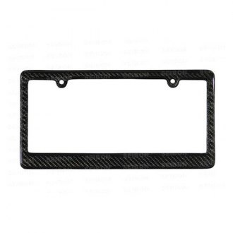 Seibon® - License Plate Frame