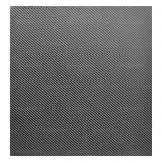 "Seibon® - 15 3/4"" x 19 1/2"" Carbon Fiber Square Panel"