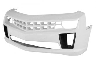 SEIBON® - BB-Style Fiberglass Front Bumper with Carbon Inserts