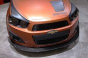 SEIBON® - CW-Style Carbon Fiber Hood Installed
