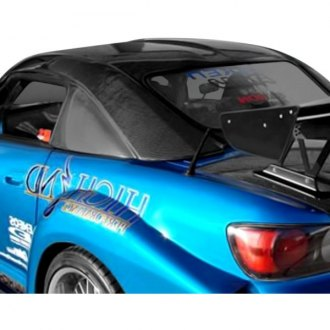 Honda S2000 Custom Roofs | Carbon Fiber, Roof Covers – CARiD com
