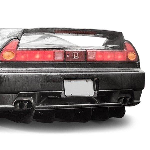 TR-Style Carbon Fiber Rear Spoiler